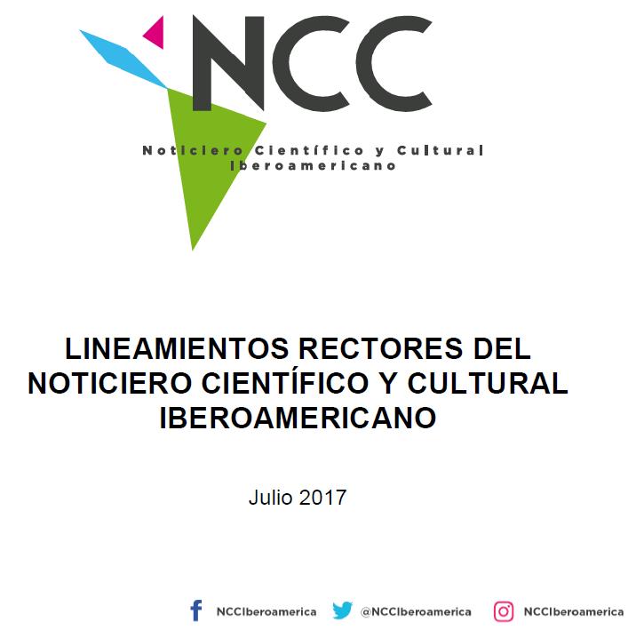 Lineamientos Rectores NCC JULIO 2017