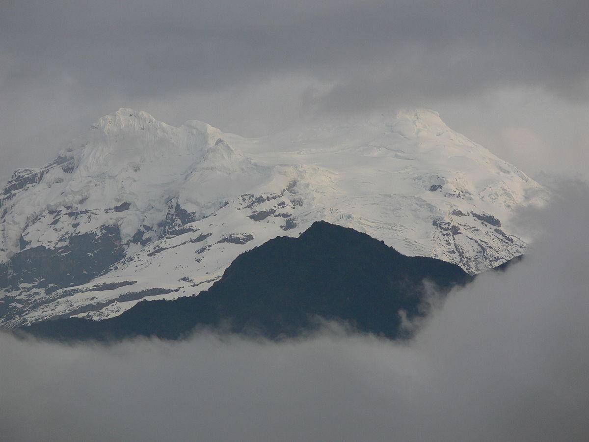Volcán Antisana - Ecuador
