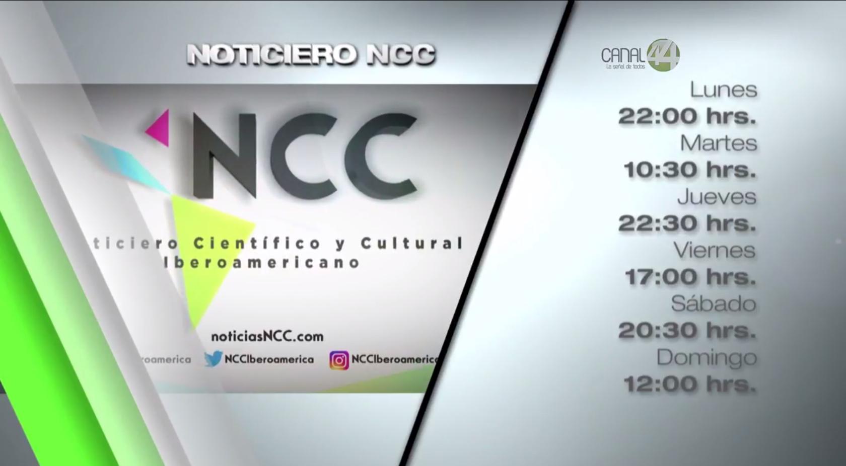 Estreno NoticiasNCC en Canal 44
