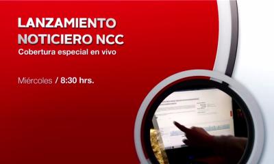 Lanzamiento NoticiasNCC