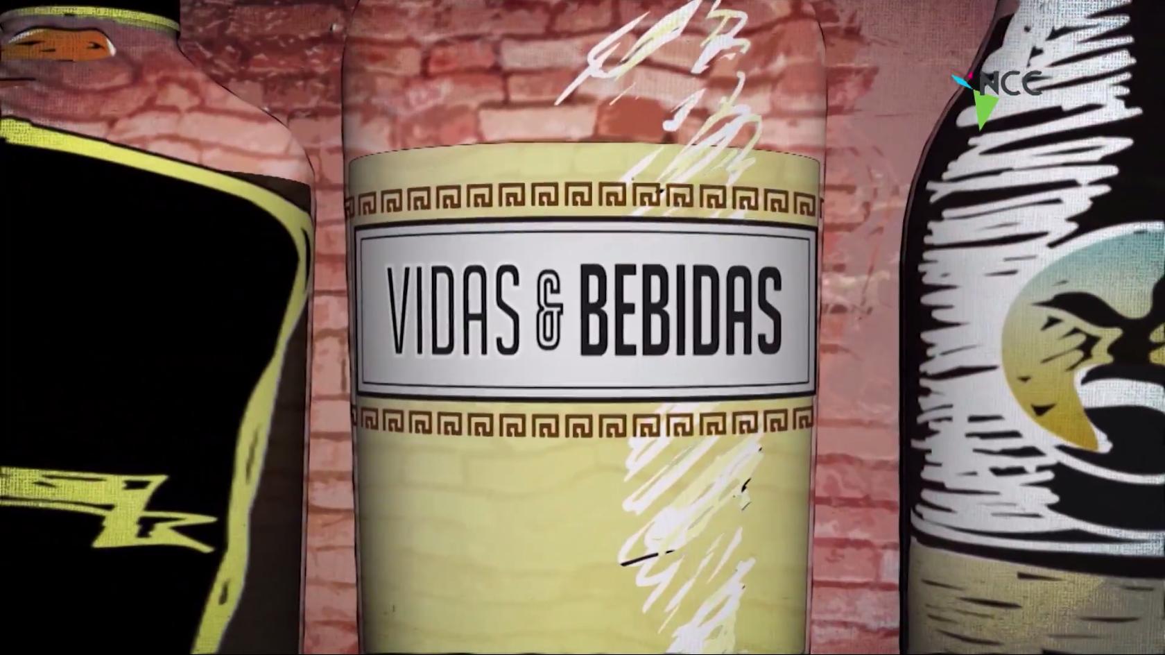 Serie internacional de televisión Vidas y Bebidas