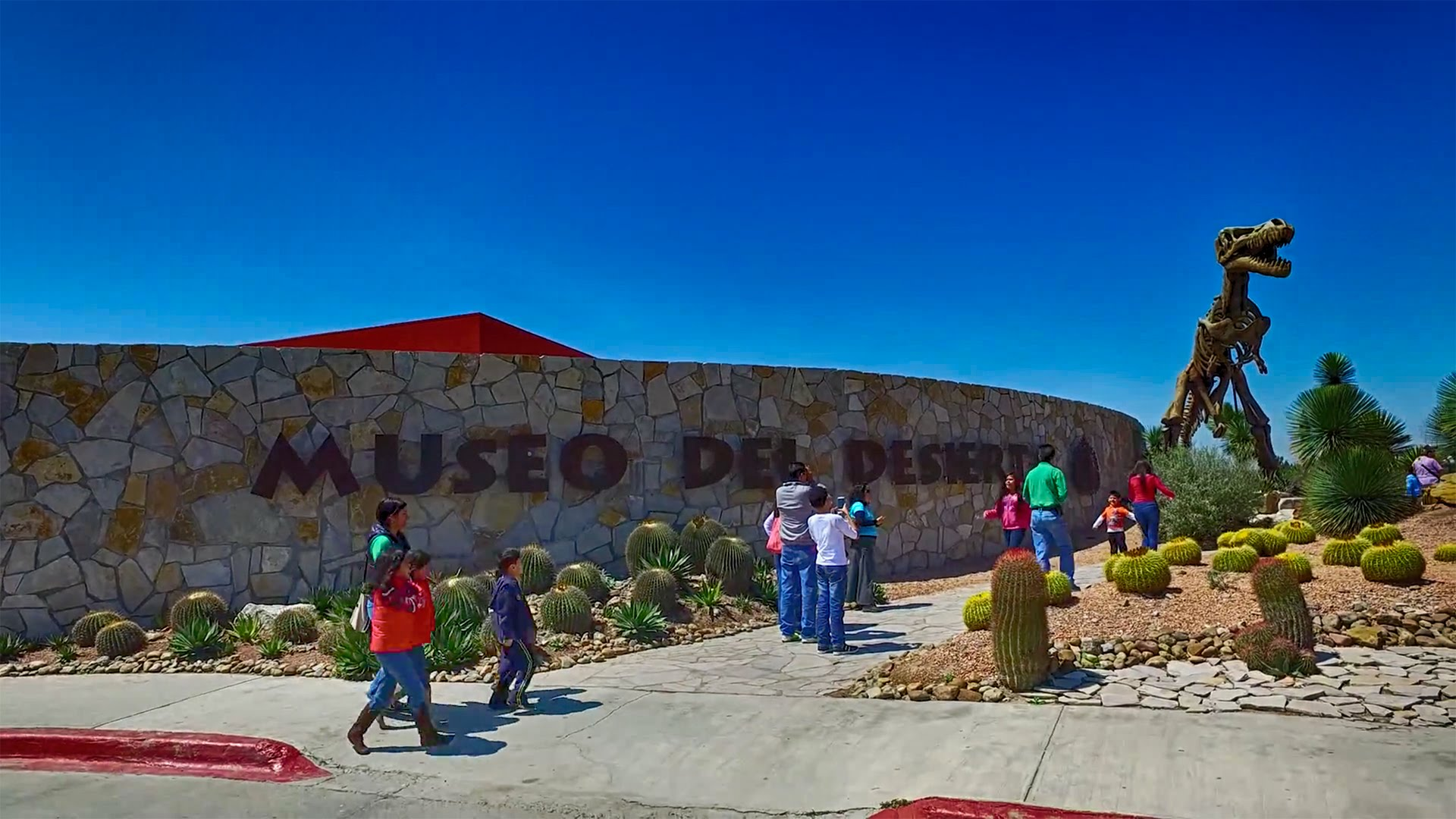 Museo del Desierto - Coahuila