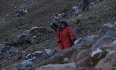 Bolivia: Trozos de glaciar, listos para archivo mundial de hielo