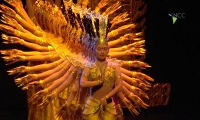 """Compañía """"MyDream"""" de China sorprende al público de Bogotá"""