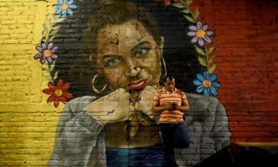 El Salvador: coloridos grafitis en vez de simbología pandillera