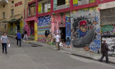 Ouvidor 63, una comuna creativa en el corazón de Sao Paulo