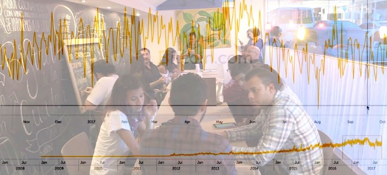 """""""Minar"""" bitcoins, el peligroso escape de los venezolanos a la inflación"""