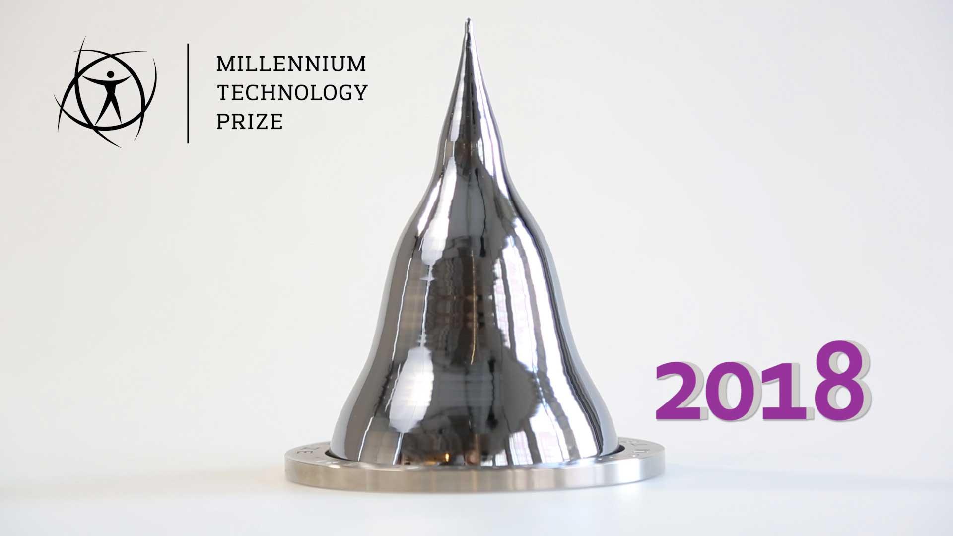 Premio Millennium de Tecnología 2018, entregado al físico finlandés Tuomo Suntola