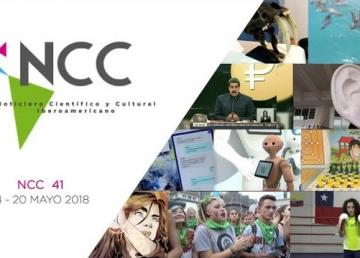 Noticiero Científico y Cultural Iberoamericano, emisión 41. Mayo 14 al 20 de mayo 2018