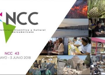 Noticiero Científico y Cultural Iberoamericano, emisión 43. Mayo 28 al 03 de junio 2018