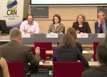 "Demandan a UE por política ""insuficiente"" sobre cambio climático"