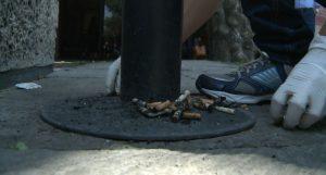 Ecofilter recicla colillas de cigarros para elaborar objetos