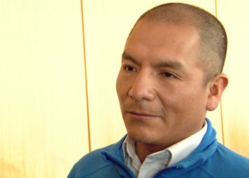 Campesino peruano premiado en Alemania tras juicio a energética RWE