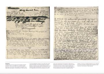 Páginas del diario de Ana Frank