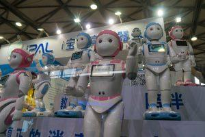 Robot ipal de Avatarmind