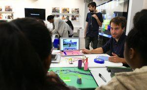 Estudiantes unen ciencia y arte