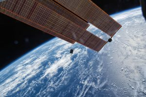 Satélite Espacial Estadounidense