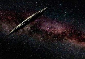 "Cometa ""Oumuamua"""