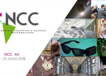 Noticiero Científico y Cultural Iberoamericano, emisión 44. 04 al 10 de junio 2018