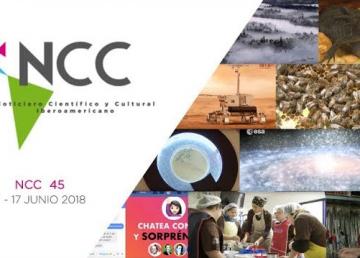 Noticiero Científico y Cultural Iberoamericano, emisión 45. 11 al 17 de junio 2018