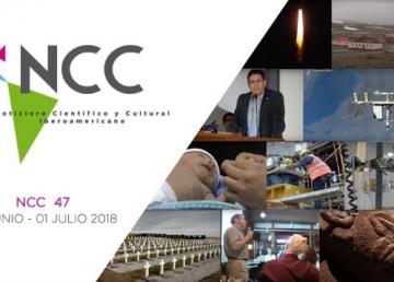 Noticiero Científico y Cultural Iberoamericano, emisión 47. 25 de junio al 01 de julio 2018
