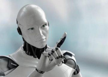 Robots como jefes