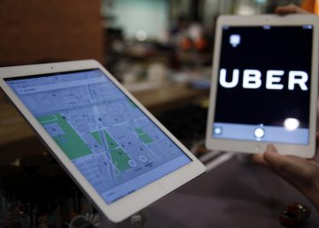 Uber resumes operation in Taiwan