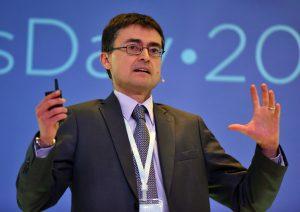 El consultor en temas de salud del Banco Mundial, Juan Pablo Toro. EFE/Ernesto Guzmán Jr.