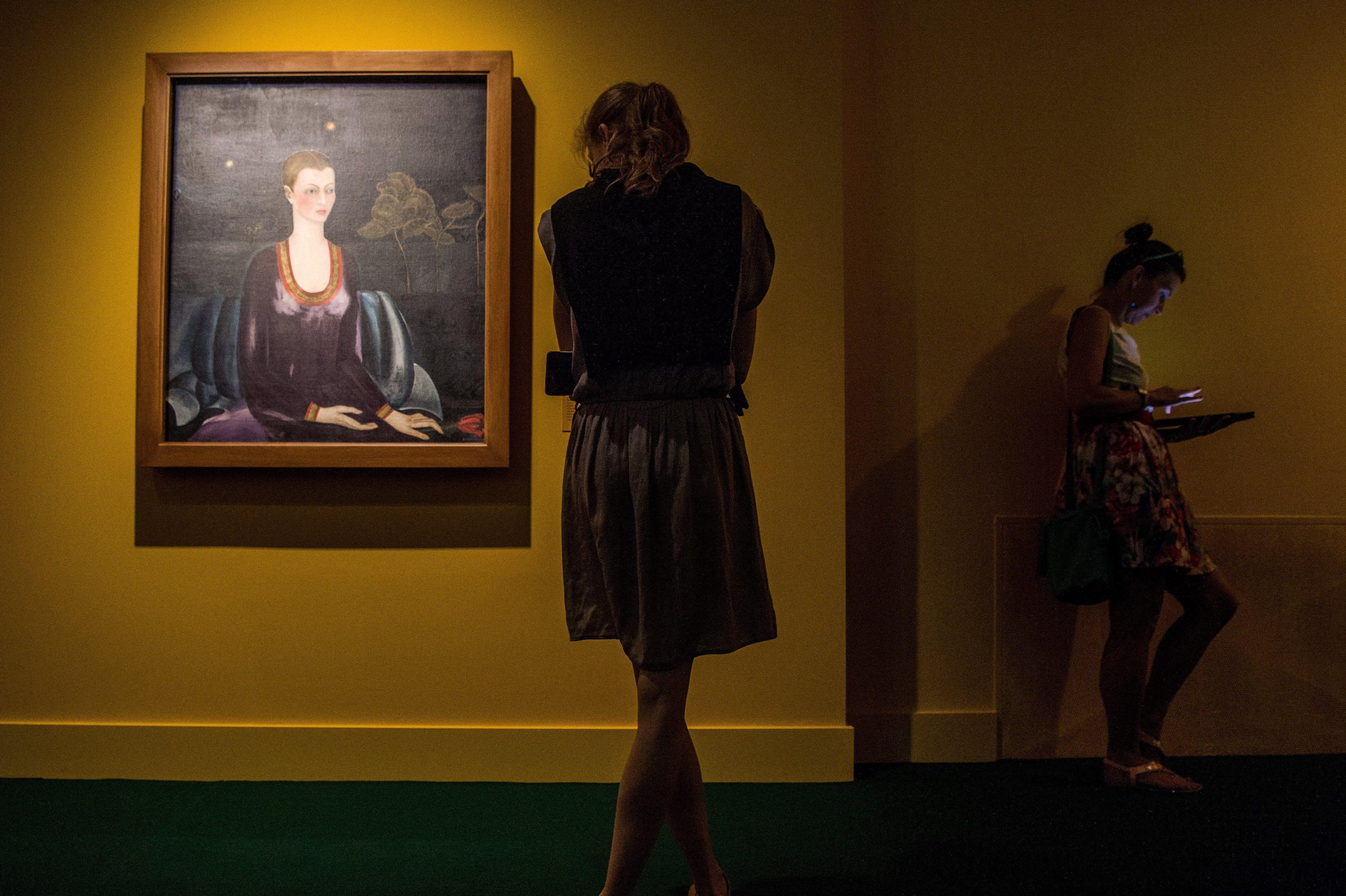 Exposición de Frida Kahlo en Budapest