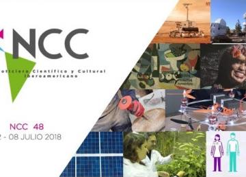 Noticiero Científico y Cultural Iberoamericano, emisión 48. 02 al 08 de julio 2018