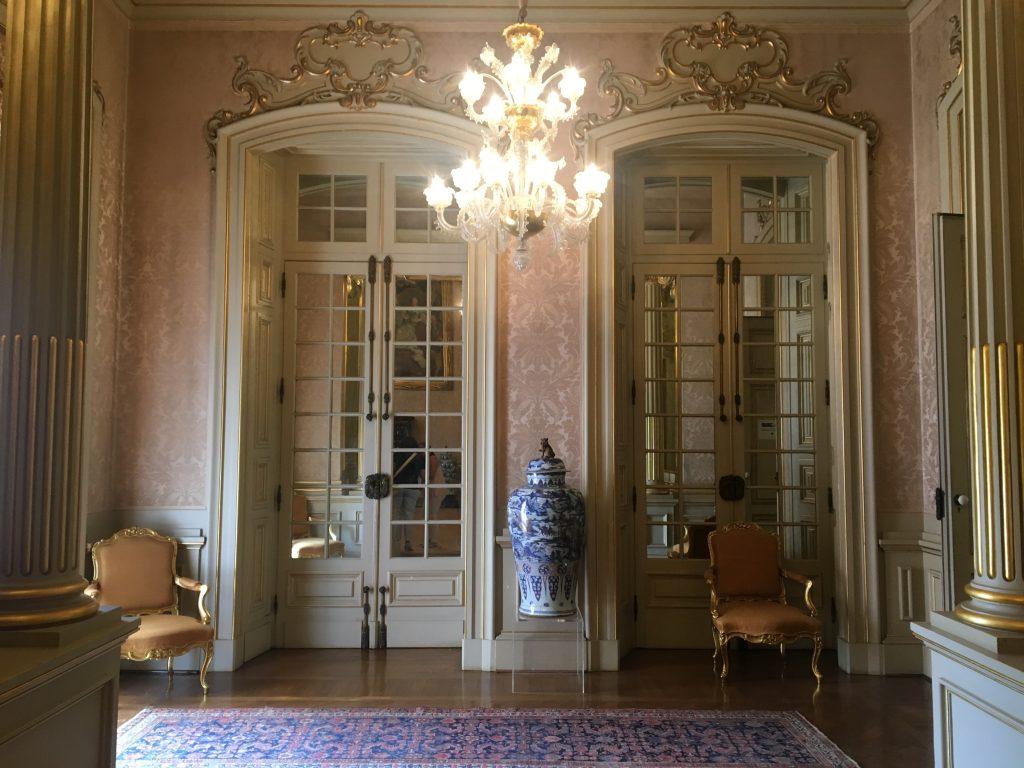 Sede: Ministerio de Negocios Extranjeros en Portugal.