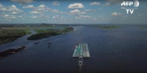 Paraguay, líder regional de la navegación fluvial