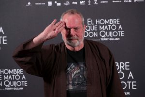 """Photocall """"El hombre que mató a don Quijote"""","""