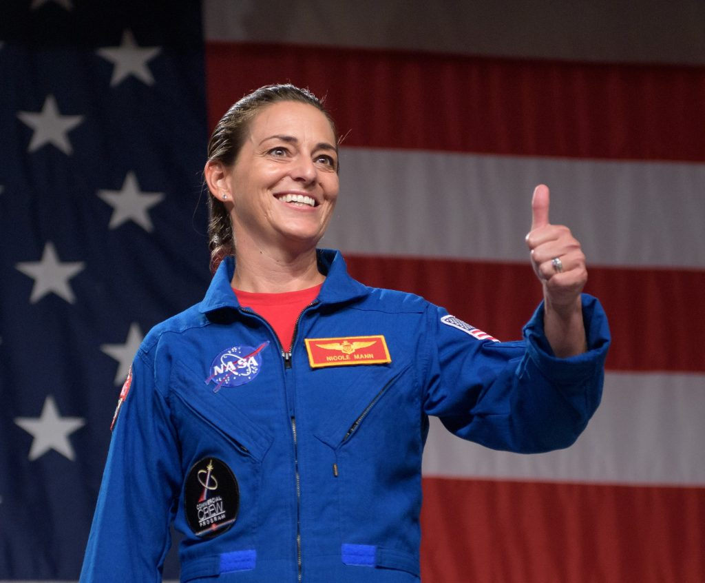 NASA anuncia primera tripulación que viajará al espacio desde EEUU en 7 años