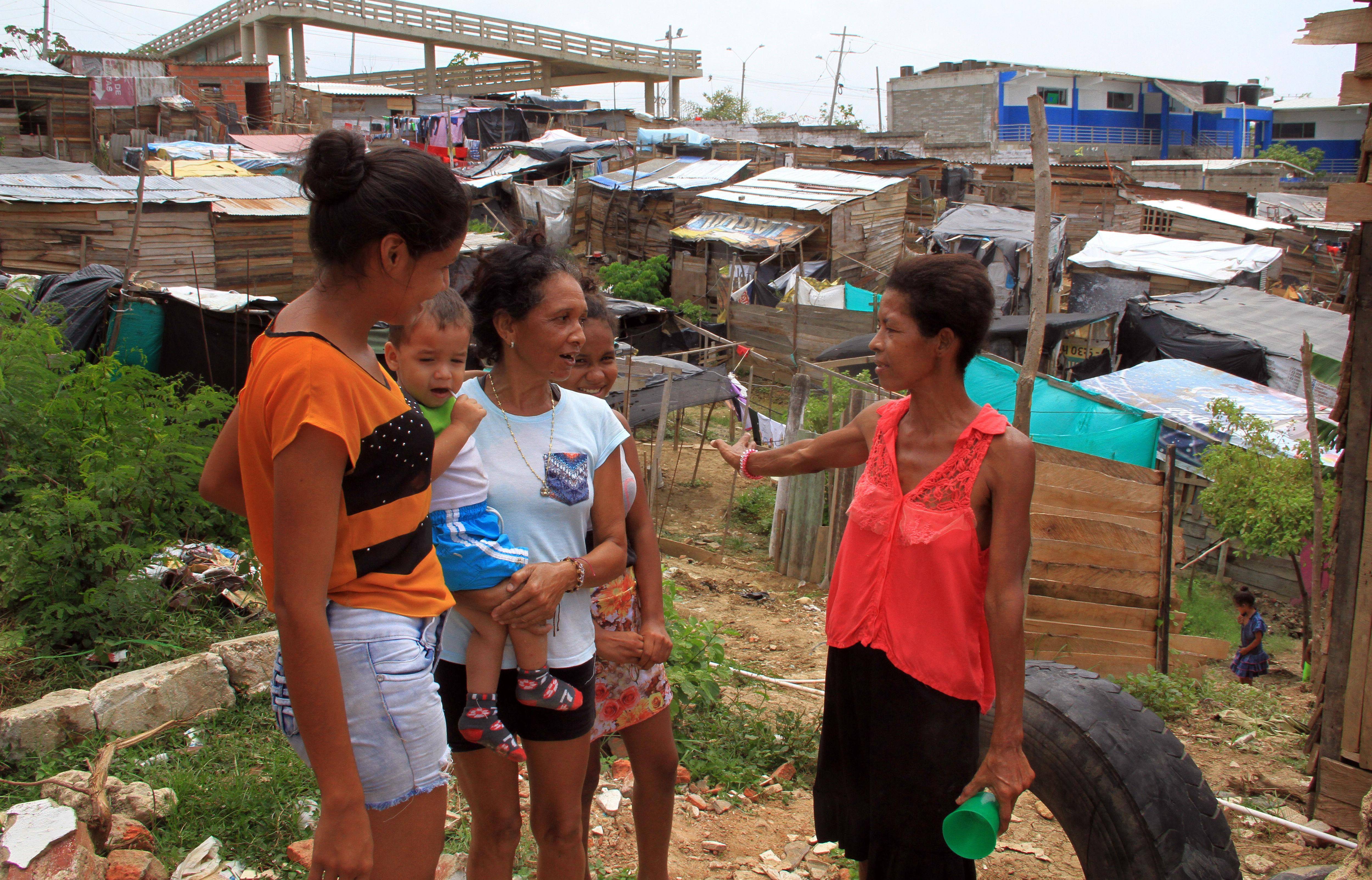 Combatir el hambre, el anhelo de los venezolanos que llegan a Colombia