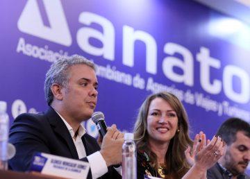 """Duque pide a bases de partidos formar una coalición para el """"futuro del país"""""""