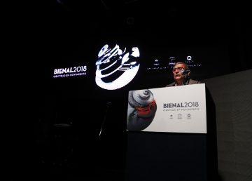 Lanzamiento de la nueva edición de la Bienal Internacional de Escultura 2018