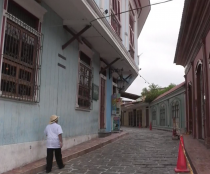 """Barrio """"La Peñas"""" revive su cultura, en sus calles"""