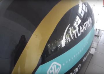 Compite en EUA proyecto valenciano de tren bala