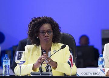 LXXIV Reunión del Consejo de Ministros de Relaciones Exteriores del Sica