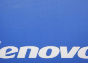 Logo de Lenovo