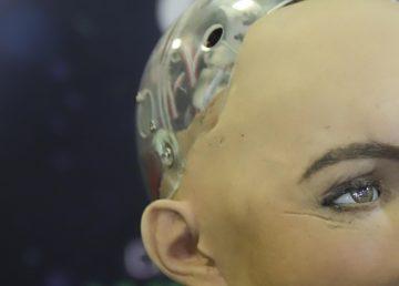 Desarrollan piel robótica