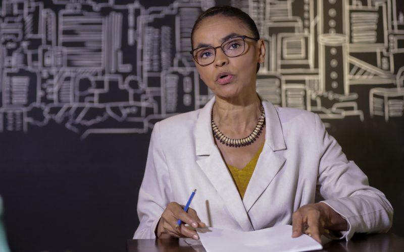 La ecologista Silva promete dos millones de empleos con energías renovables