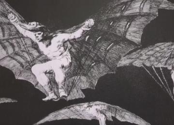 """El Goya """"más libre y crítico"""" se muestra en Guadalajara, México"""