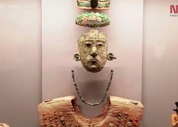 La Reina Roja, uno de los grandes tesoros mayas, regresa a Chiapas
