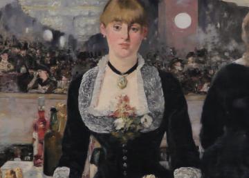 impresionistas franceses en Londres