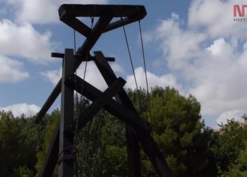 El Castillo de Belmonte se convierte en Trebuchet Park
