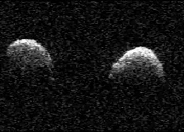 Asteroide binario cerca de la Tierra