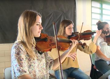 Orquesta Escuela, instrumento social