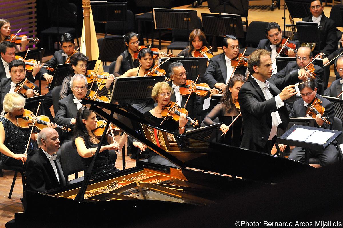Orquesta Sinfónica Nacional de México